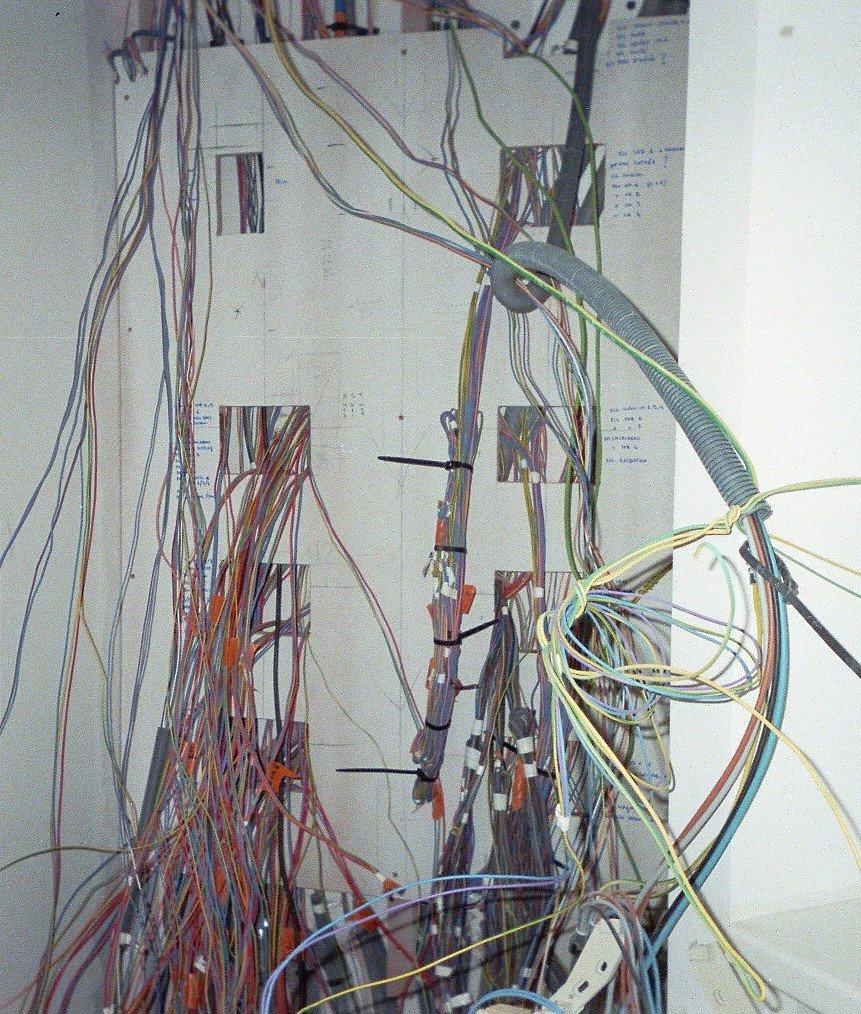 Isolation chanvre r noisy le grand travaux renovation - Norme cable electrique ...
